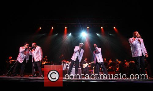 Temptations, Otis Williams, Ron Tyson, Terry Weeks, Larry Braggs and Willie Green 6