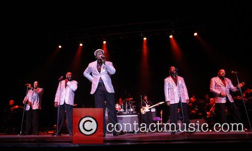 Temptations, Otis Williams, Ron Tyson, Terry Weeks, Larry Braggs and Willie Green 7
