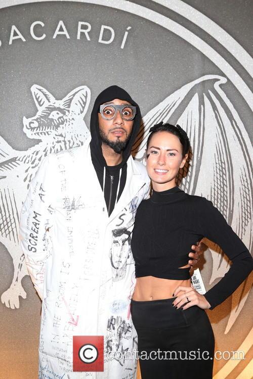 Swizz Beatz and Liz Walaszczyk 9