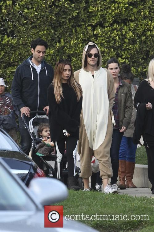 Ashley Tisdale and Christopher French 3