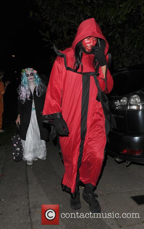 Lily Allen and Dan Meridian 2