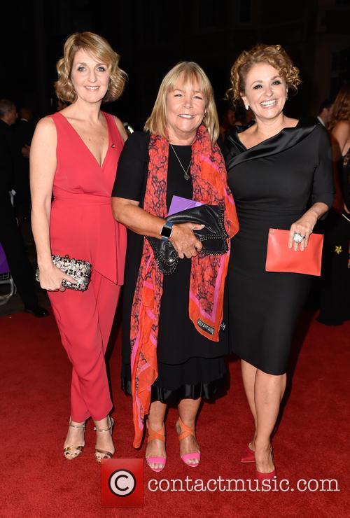 Kaye Adams, Linda Robson and Nadia Sawalha 2