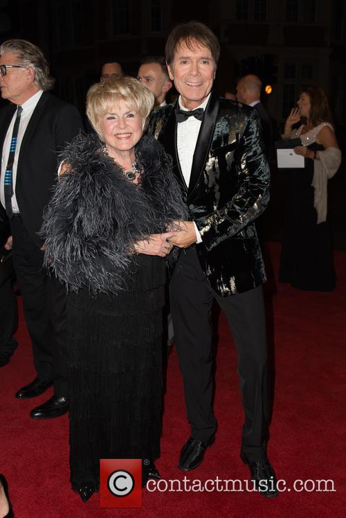 Gloria Hunniford and Cliff Richard 1