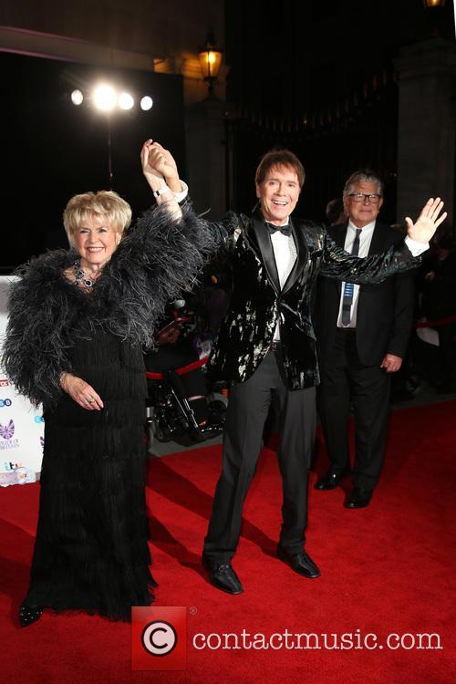 Gloria Hunniford and Cliff Richard 1