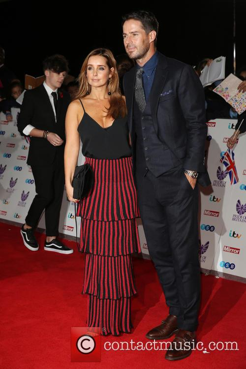 Louise Redknapp and Jamie Redknapp