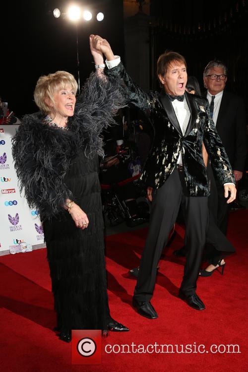 Gloria Hunniford and Cliff Richard 2