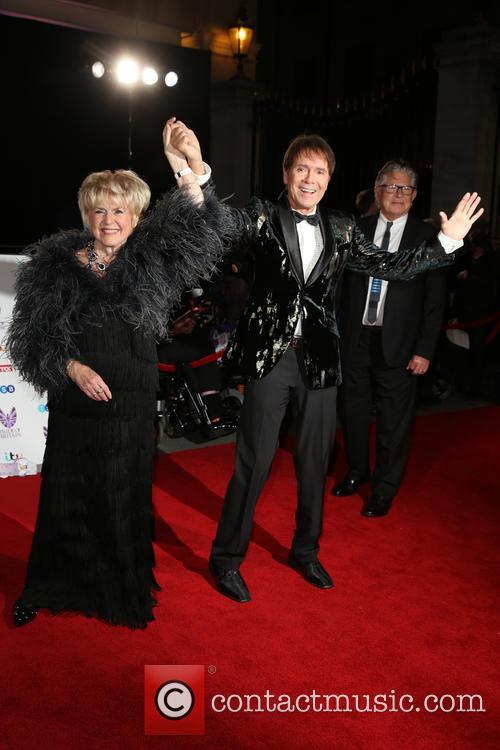 Gloria Hunniford and Cliff Richard 3