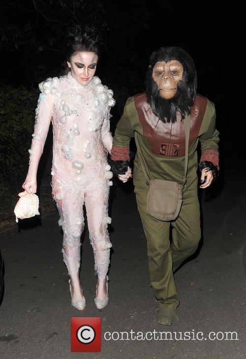 Jill Carter and Leigh Francis