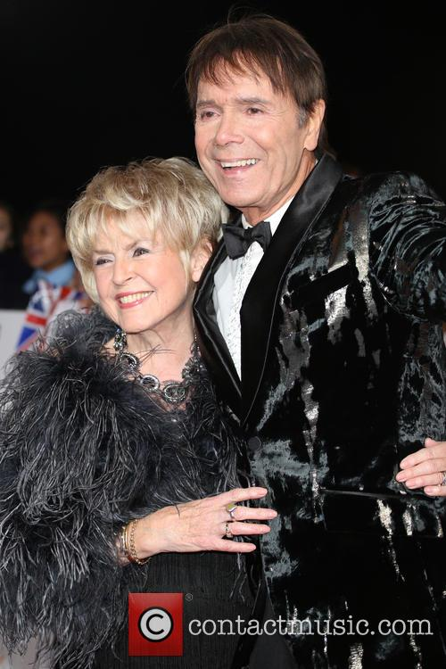 Gloria Hunniford and Sir Cliff Richard 5