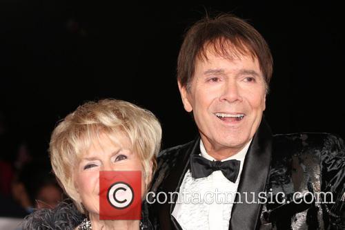 Gloria Hunniford and Sir Cliff Richard 6
