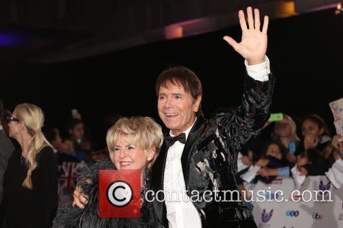 Gloria Hunniford and Sir Cliff Richard 7