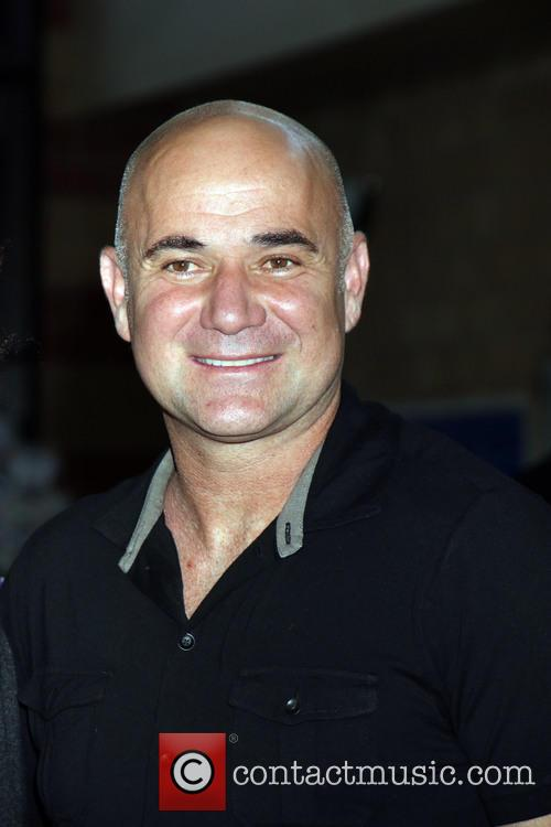 Andre Agassi 4