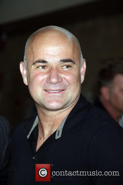 Andre Agassi 5