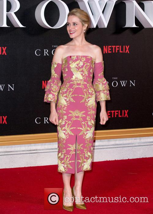 Claire Foy 3