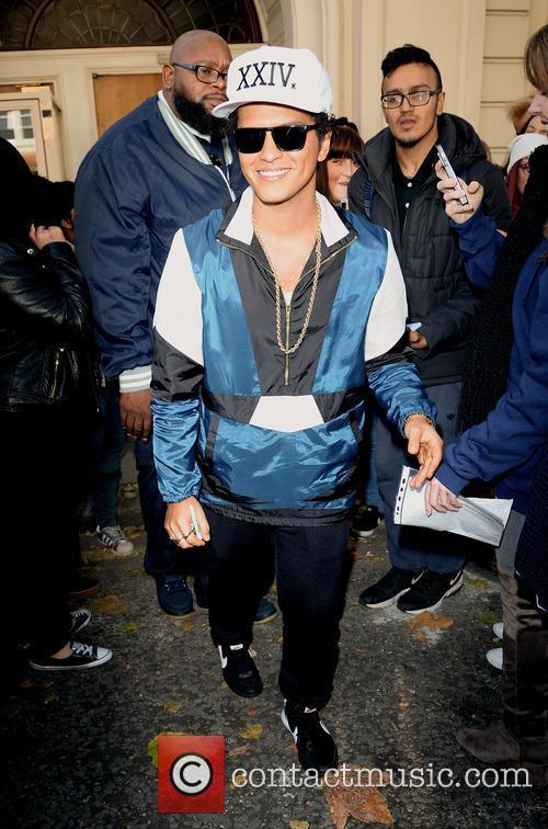 Bruno Mars 8