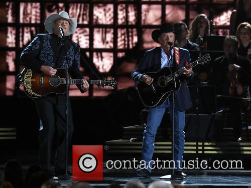 Alan Jackson and George Strait 1