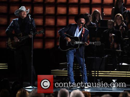 Alan Jackson and George Strait 2