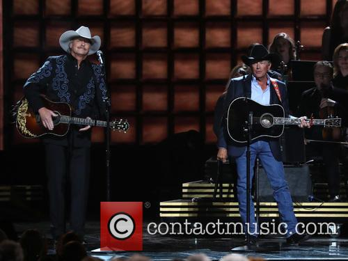 Alan Jackson and George Strait 6