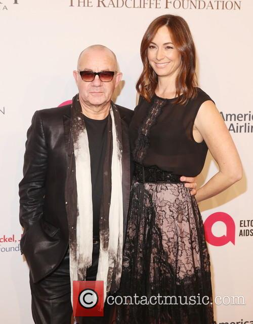 Bernie Taupin and Heather Taupin 2