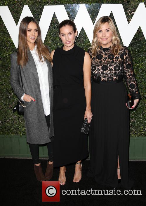 Jessica Alba, Katherine Power and Hillary Kerr 7