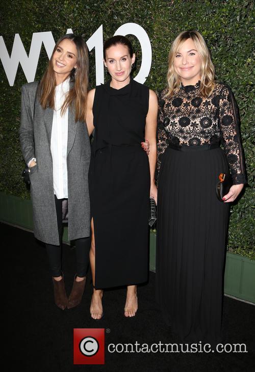Jessica Alba, Katherine Power and Hillary Kerr 9