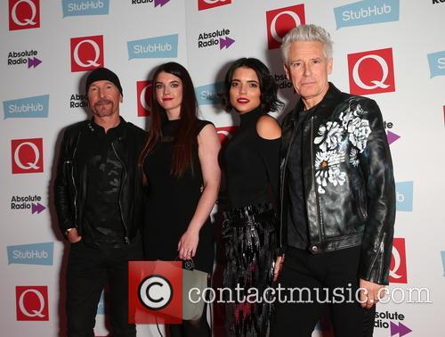 U2, The Edge and Adam Clayton 2