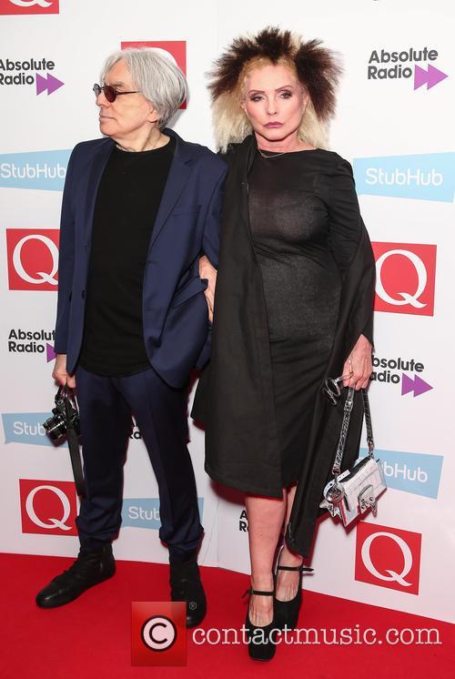 Blondie, Debbie Harry and Chris Stein 6