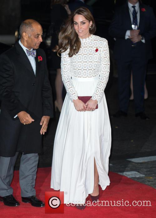 The Duchess Of Cambridge and Kaherine