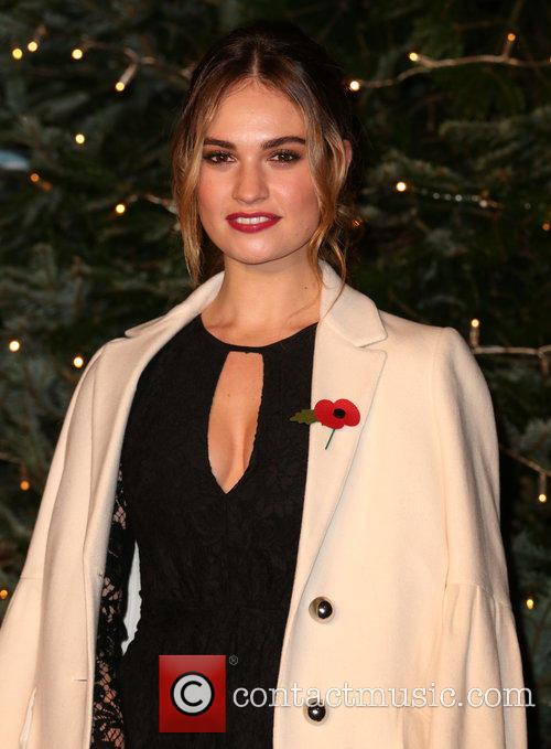 Lily James 3