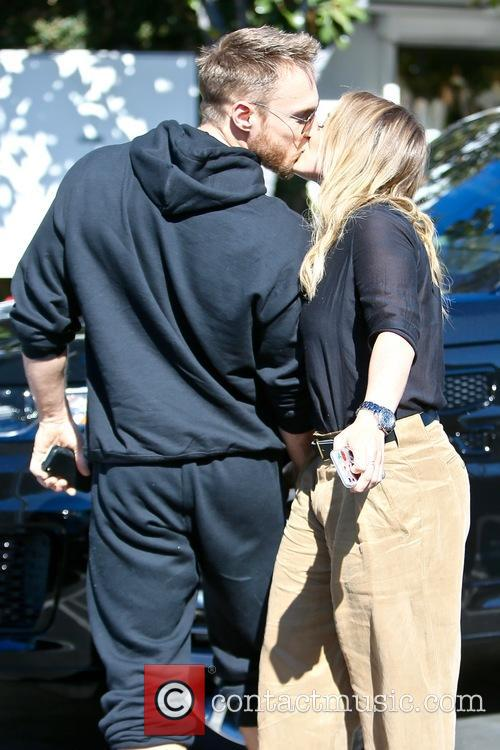 Hilary Duff and Jason Walsh 3