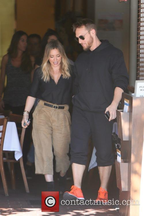 Hilary Duff and Jason Walsh 4