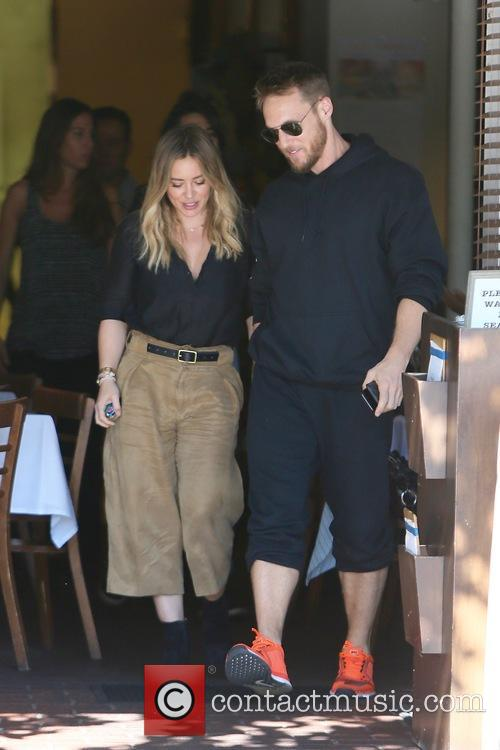 Hilary Duff and Jason Walsh 5