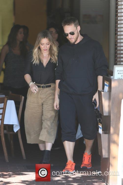 Hilary Duff and Jason Walsh 6