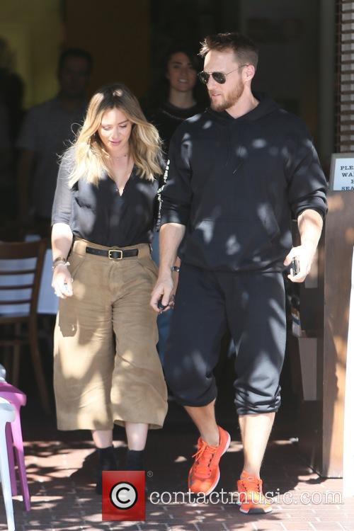 Hilary Duff and Jason Walsh 7
