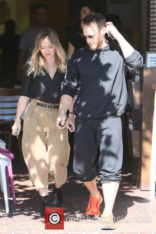 Hilary Duff and Jason Walsh 8