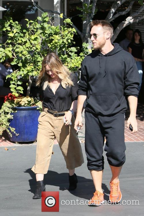 Hilary Duff and Jason Walsh 10