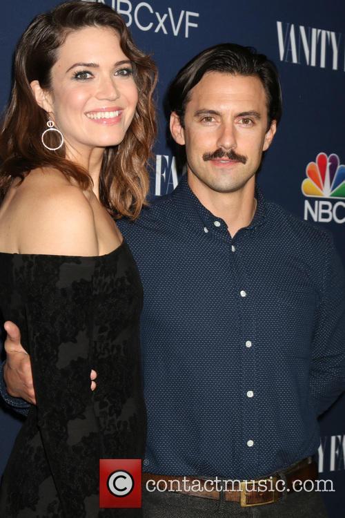 Mandy Moore and Milo Ventimiglia 4