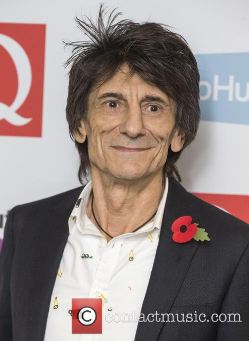 Ron Wood and Ronnie Wood 3