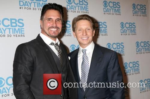 Don Diamont and Bradley Bell
