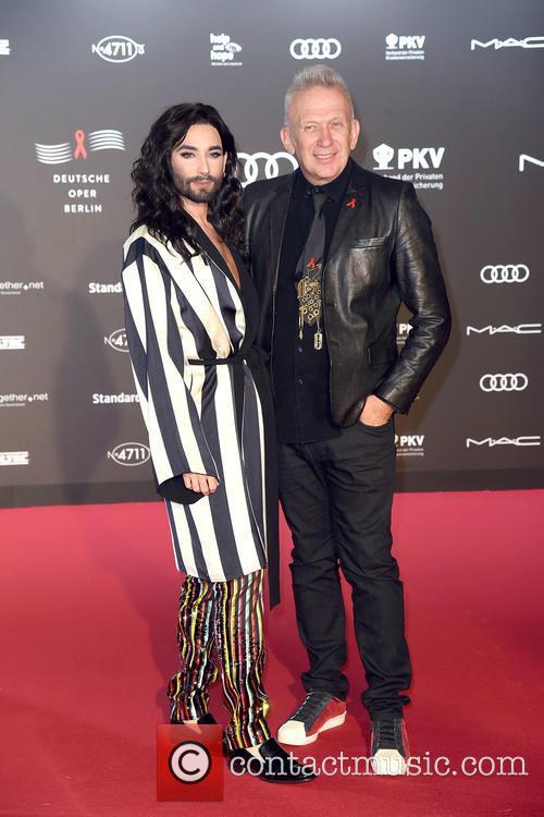 Conchita Wurst and Jean Paul Gaultier 7