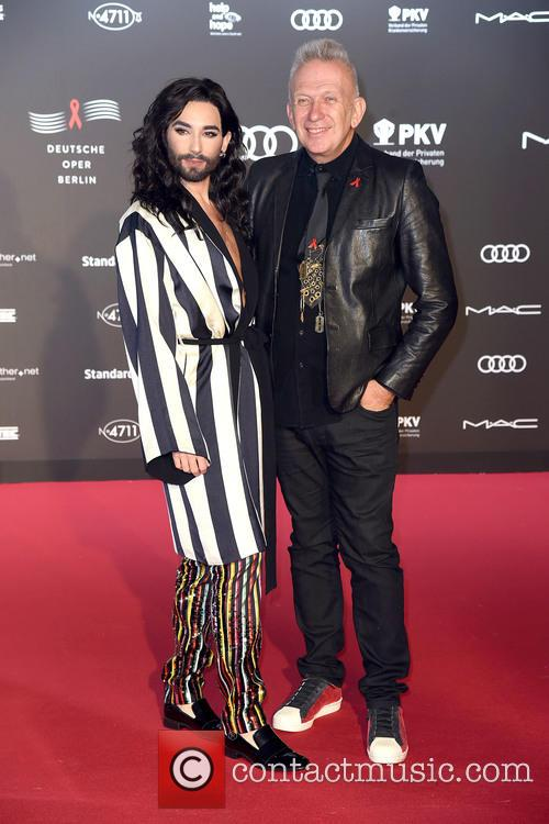 Conchita Wurst and Jean Paul Gaultier 9