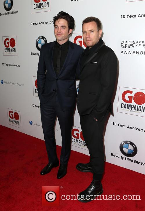 Robert Pattinson and Ewan Mcgregor 6