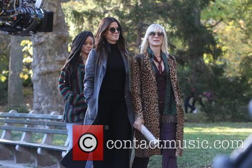 Rhianna, Sandra Bullock and Cate Blanchett