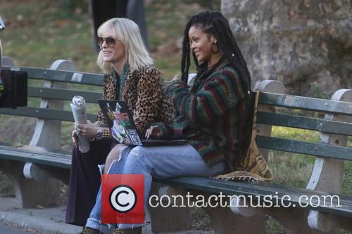 Rhianna and Cate Blanchett 9