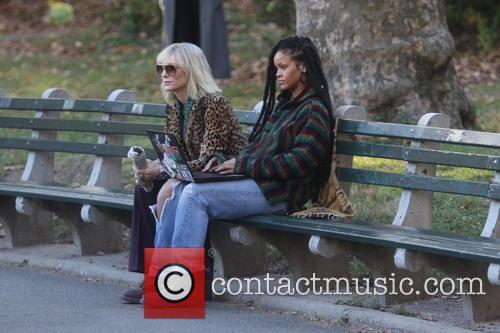 Rhianna and Cate Blanchett 10