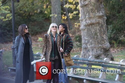 Rhianna, Sandra Bullock and Cate Blanchett 11