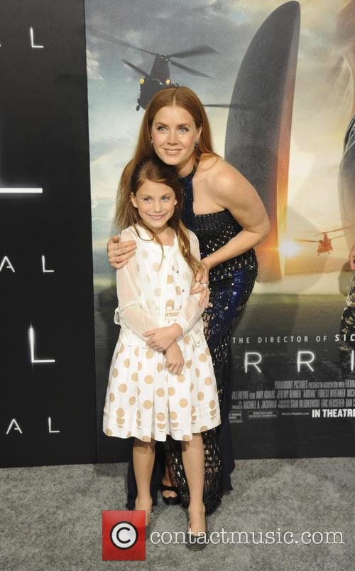 Amy Adams and Abigail Pniowsky 9