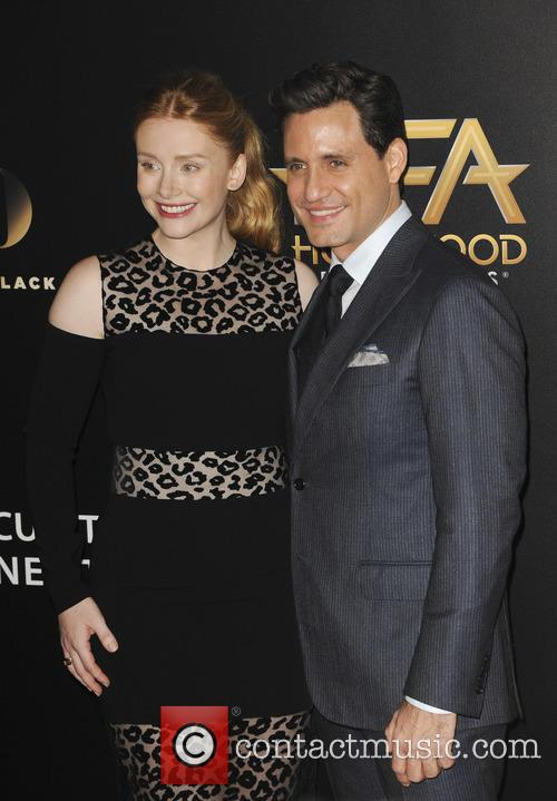 Bryce Dallas Howard and Edgar Ramirez 1