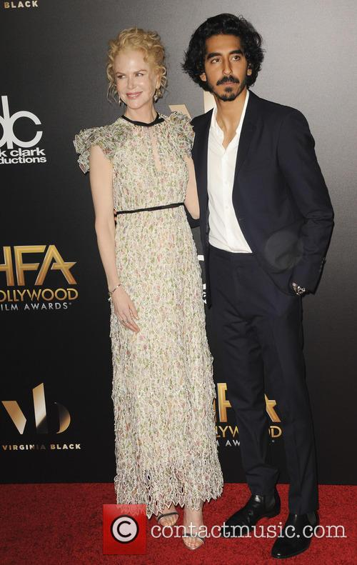 Nicole Kidman and Dev Patel 3