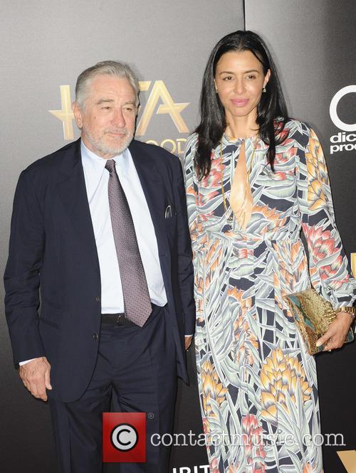 Robert De Niro and Drena De Niro 2